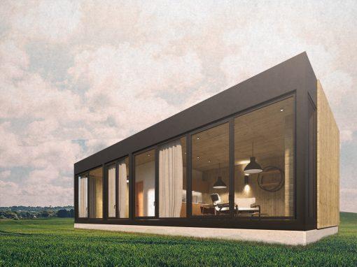 къща-перспектива