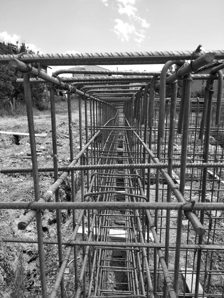 Строителство арматура