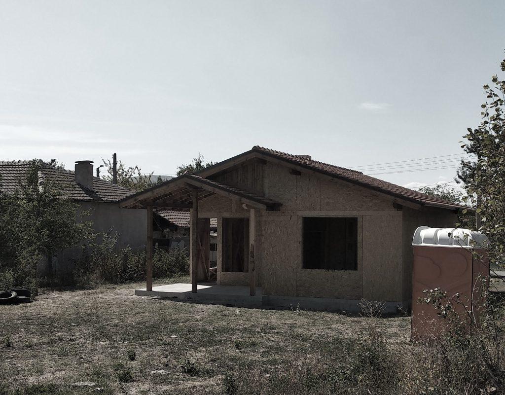 Строителство къща
